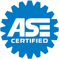 Automotive Service Excellence - Certified Logo