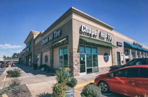 Chapel Hill Tire Cole Park Plaza