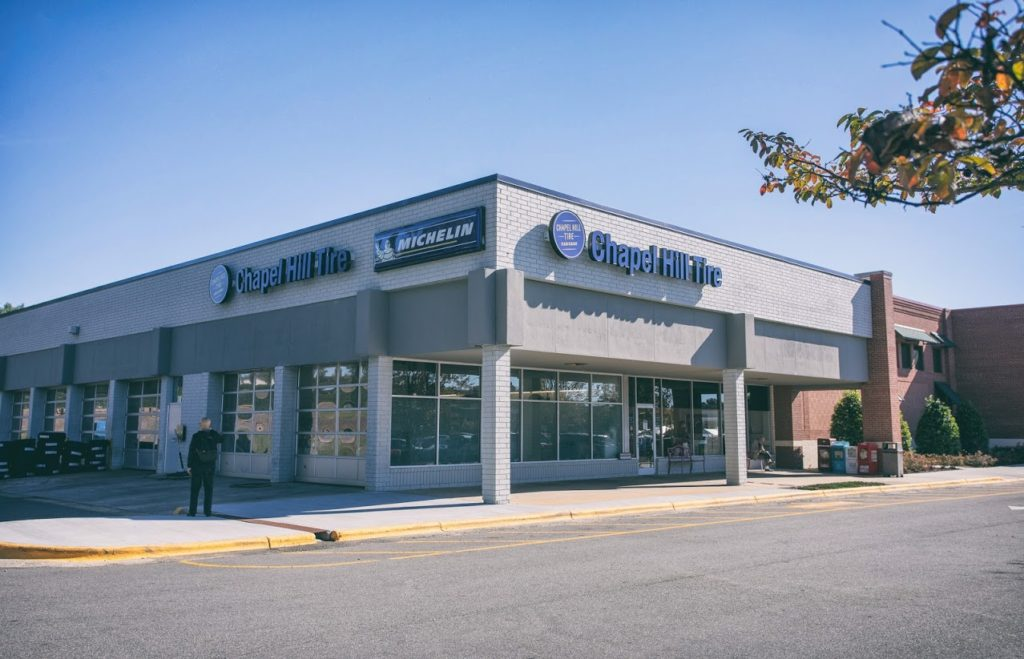 University Place Location Chapel Hill Tire