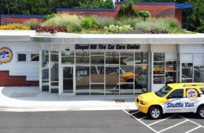 Chapel Hill Tire shop