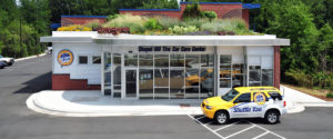 Chapel Hill Tire shop