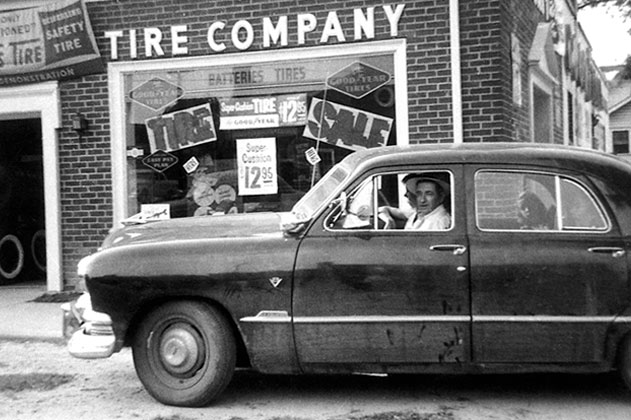Chapel Hill Tire History