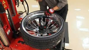 Hunter Tire Machine at Chapel Hill Tire