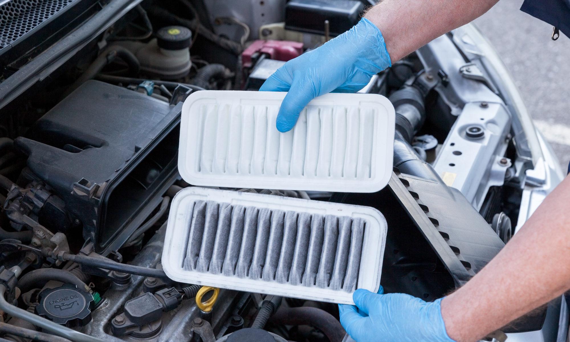 Car Engine Air Filter
