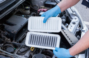 Car Engine Air Filter