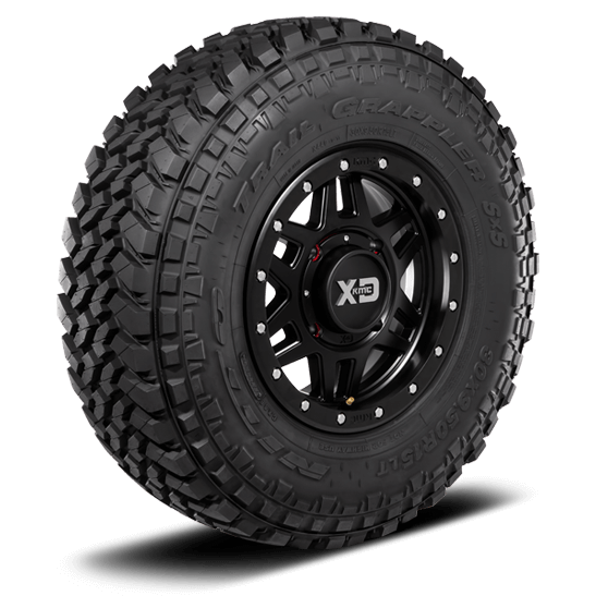 Trail Grappler SxS