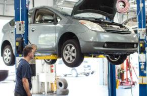 Hybrid car service